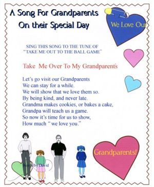 Happy National Grandparents Day Images Photos