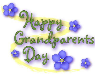 Happy National Grandparents Day Whatsapp Status DP 2015