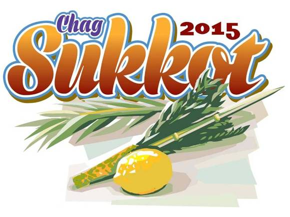 Happy Sukkot Celebrations 2015
