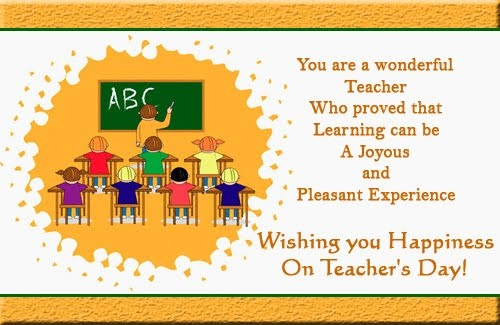 Happy Teachers Day Whatsapp Status FB DP 2015