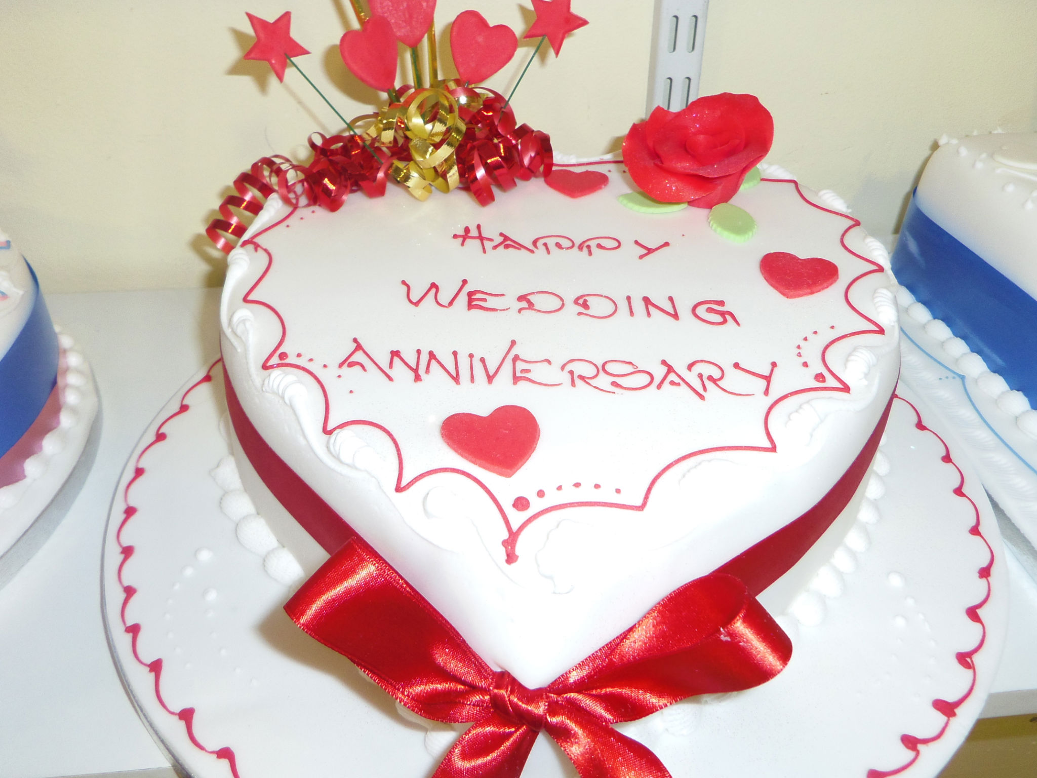 Cake Pics For Marriage Anniversary : Best Happy Wedding Anniversary Wishes Images Cards ...