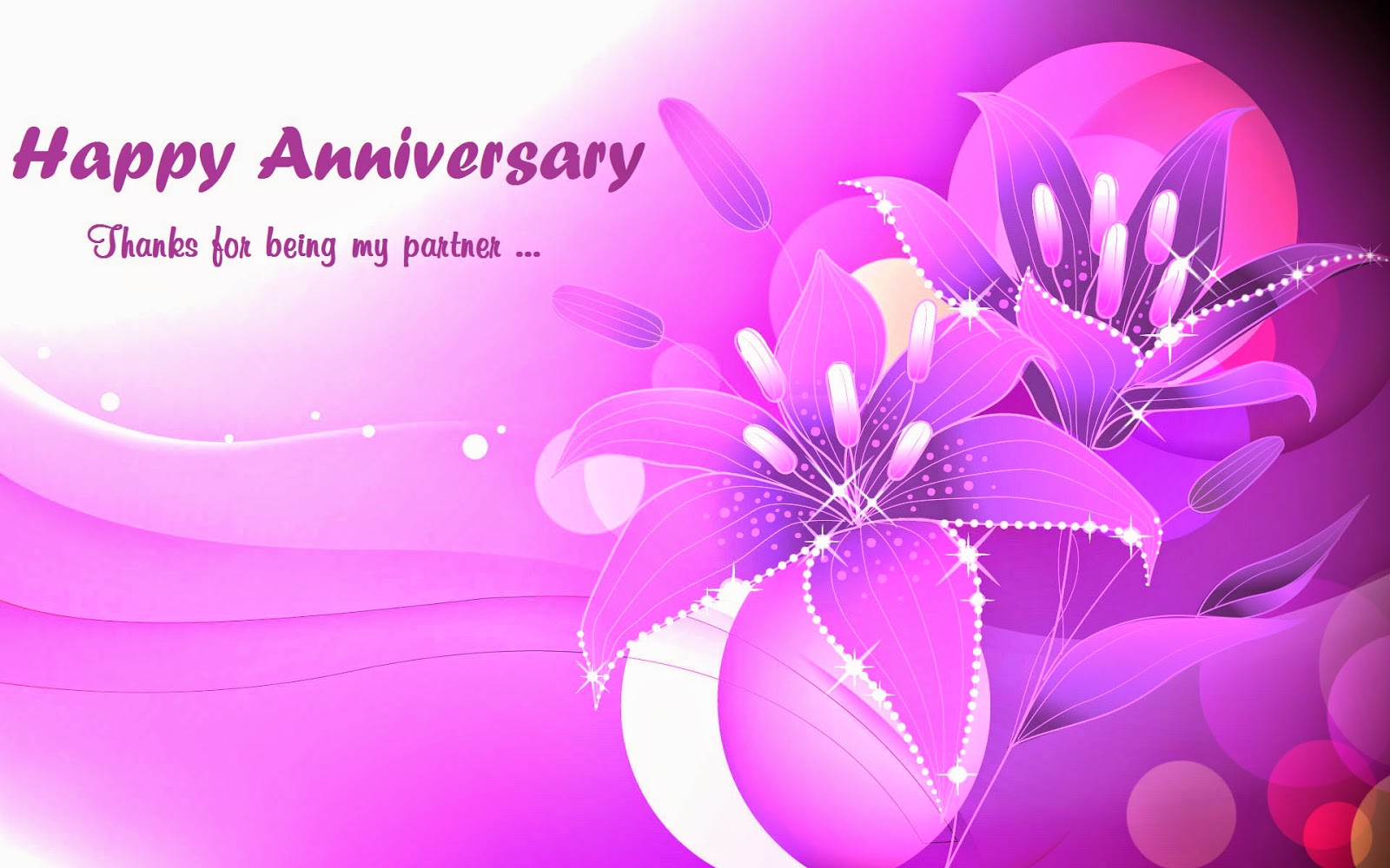 Happy Wedding Marriage Anniversary