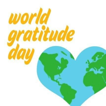 Happy World Gratitude Day Wishes