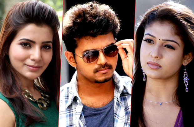 Income Tax Raid At Vijay, Nayanthara & Samantha's Houses
