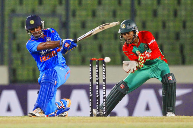3rd unofficial ODI India A vs Bangladesh A Match Live Score Result Winner Prediction 2015