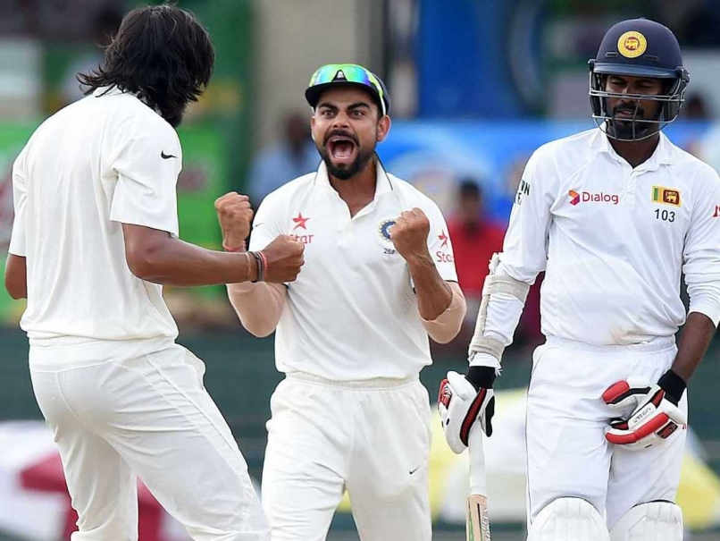 India's Historic Test Series Win After 22 Years At Sri Lanka Soil