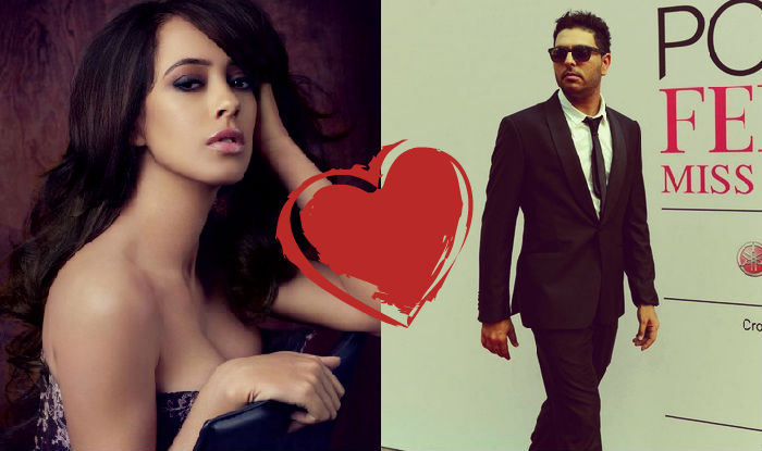 Is Cricketer Yuvraj Singh Dating Bodyguard Actress Hazel Keech!