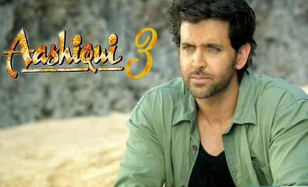 Is Hrithik Roshan To Cast In Aashiqui 3 Movie