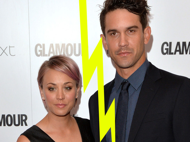 Big Bang Theory Actors Kaley Cuoco & Ryan Sweeting Get Divorced