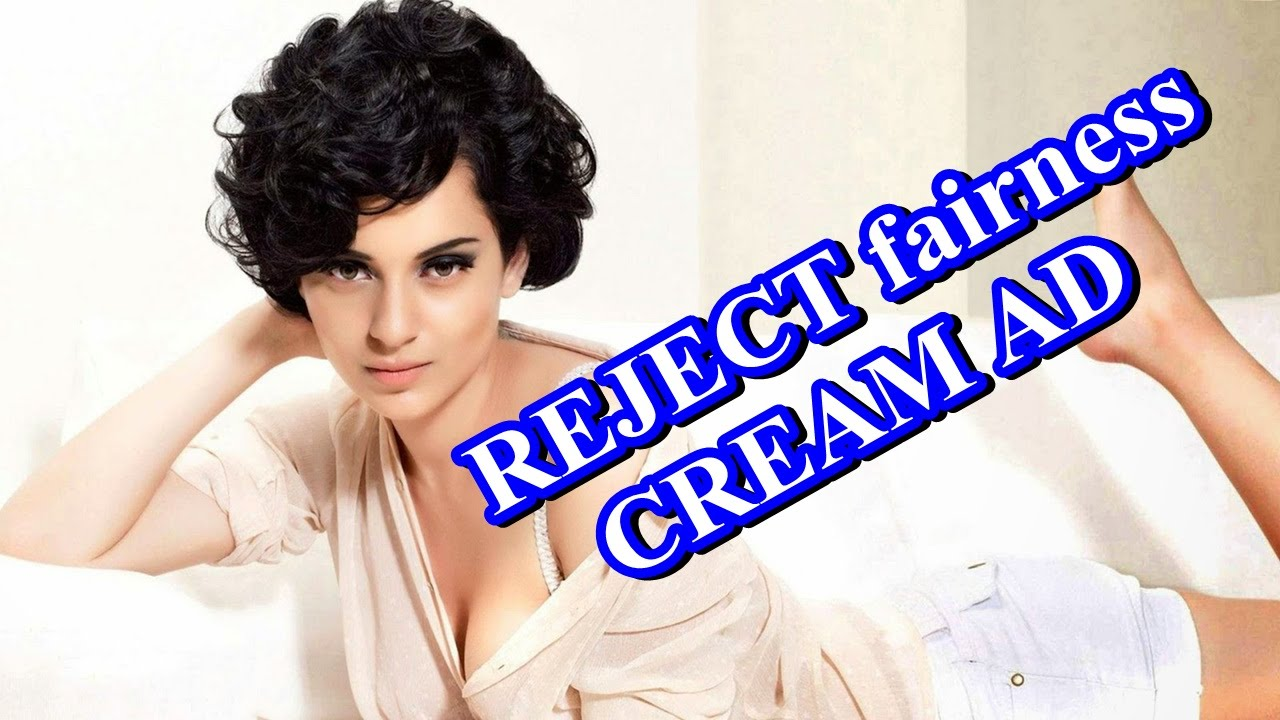 Kangana Ranaut Refuses To Promote Whiter Skin Cream Ad Deal Worth Rs. 20 Million
