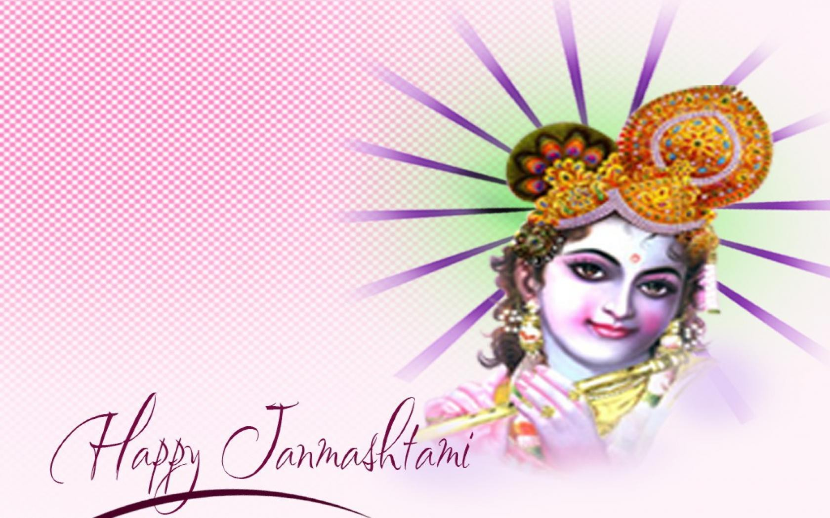 Krishna-Janmashtami Wallpapers