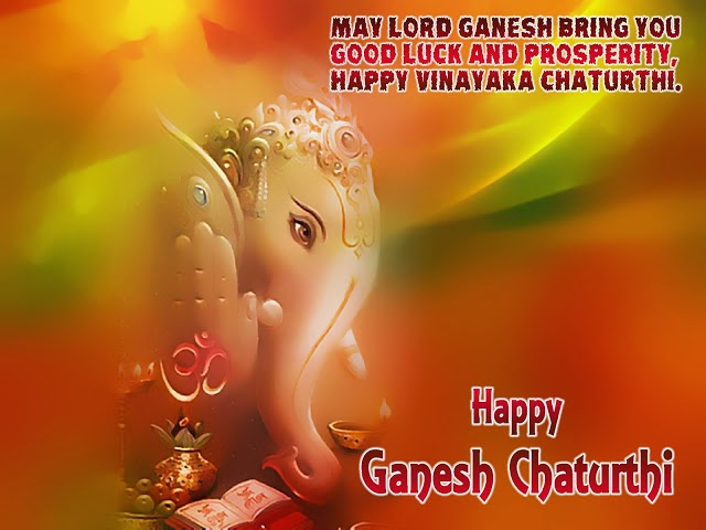 Latest Lord Ganesh Chaturthi HD Wallpapers