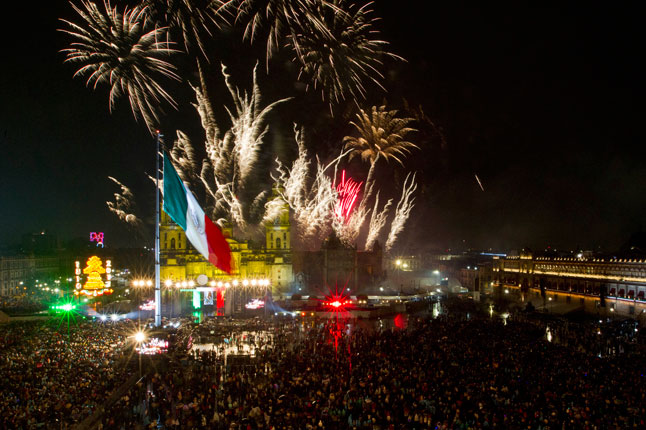 Mexico Independence Day 2015