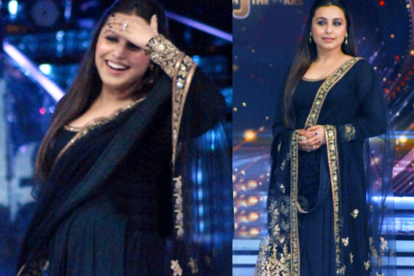 Rani Mukherji Is Pregnant Now