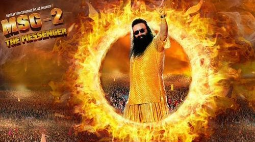 Religious! MSG 2 The Messenger Of God 2 Movie Review Rating 1st Day Box Office Collection