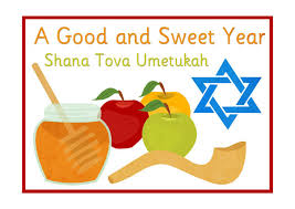 Rosh Hashanah New Year greetings