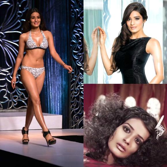 Rushali Rai india's top model 2015