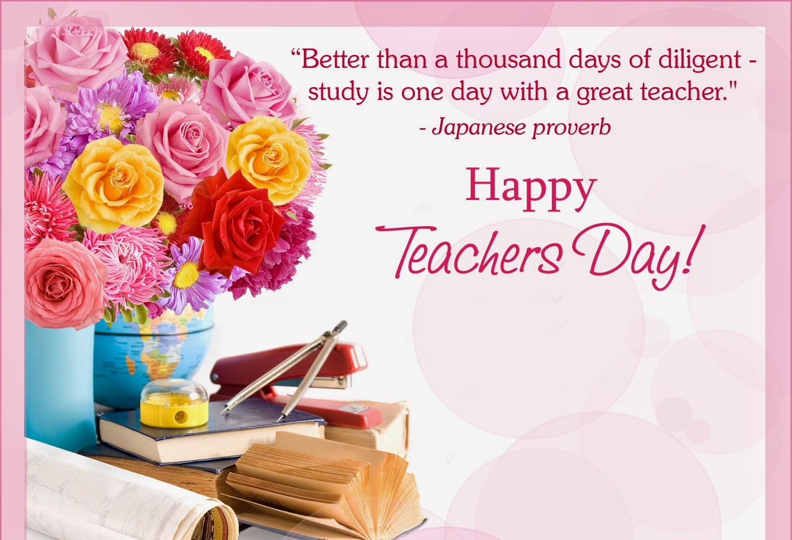 Send! Happy Teachers Day Wishes SMS Quotes Greetings Images Whatsapp Status FB DP 2015