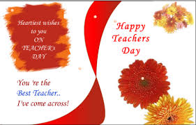 Send! Happy Teachers Day Wishes SMS Quotes Greetings Images Whatsapp Status FB DP