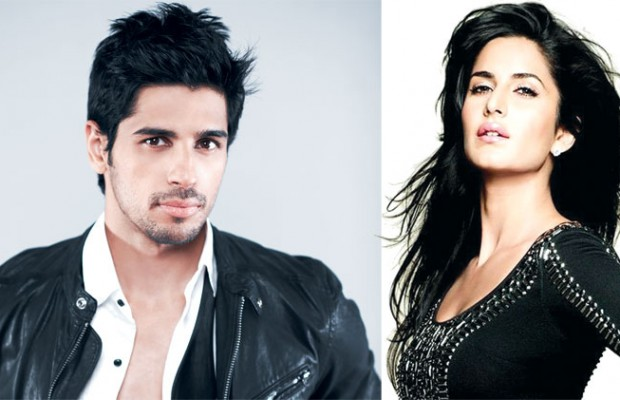 Sidharth Malhotra & Katrina Kaif To Pair Up For Dharma Production's Baar Baar Dekho Movie