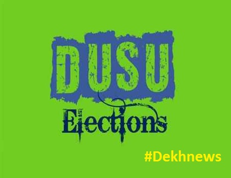 Voting Started! Delhi University DUSU & JNU Election Result 2015 Winner Name ABVP (BJP) NSUI (Congress) CYSS (AAP)