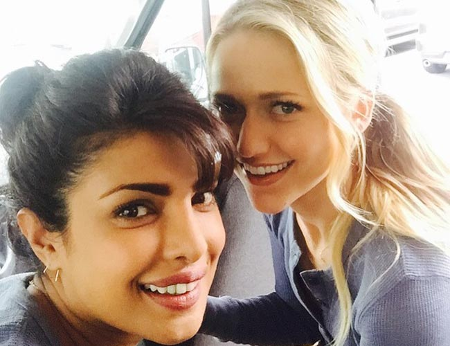 Wild! Priyanka Chopra American TV Series Quantico Show Eight 8 Minutes Video Released
