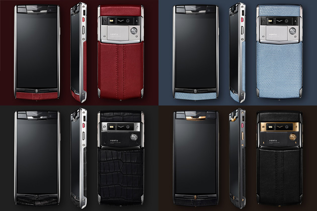 World's Expensive Smartphone : Vertu Signature Touch Specifications Features Price Release Date