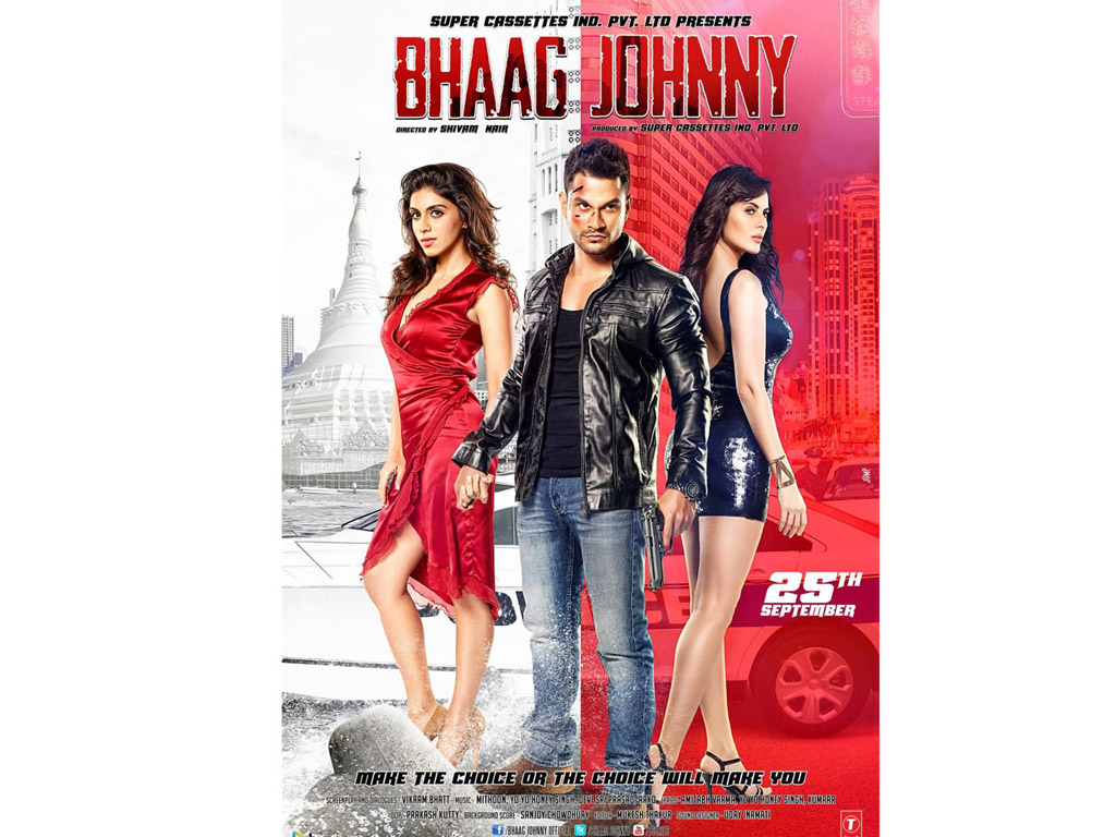 Bollyood film Bhaag Johnny 6th Day 1st Weekend Box Office collection Earning Report