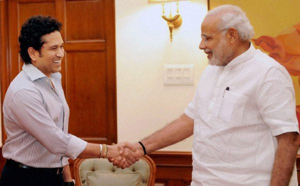 Swachh Bharat Abhiyan : Sachin Tendulkar records a song to promote Modi's Campaign