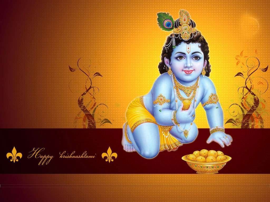 happy Janmashtami Whatsapp DP FB