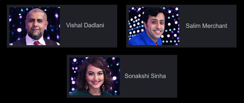indian idol junior 2015 judges
