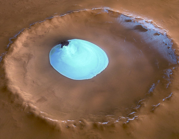 Nasa scientists Confirms Water exists on Mars hoping for Life