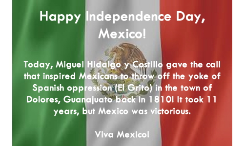 mexican independence day images