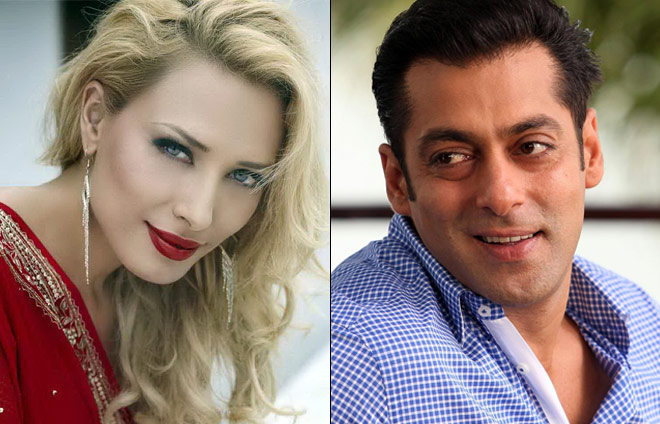 Leaked! Is Salman Khan Going To Marry Lulia Vantur Soon?