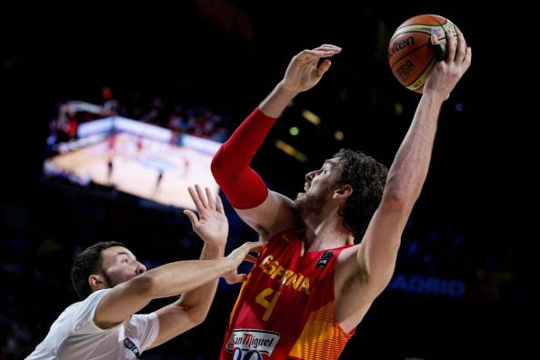Spain makes Finals After beating France in Eurobasket 2015 Semi finals by 80-75 updates Highlights
