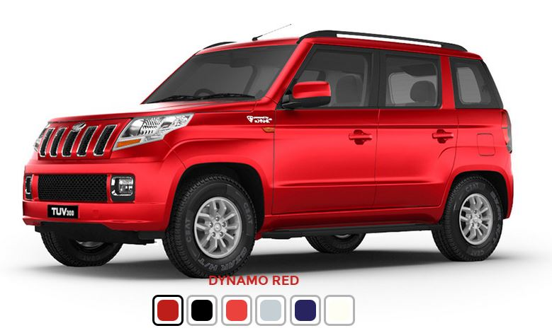 Launched Mahindra Tuv Suv Car Features Specifications Price