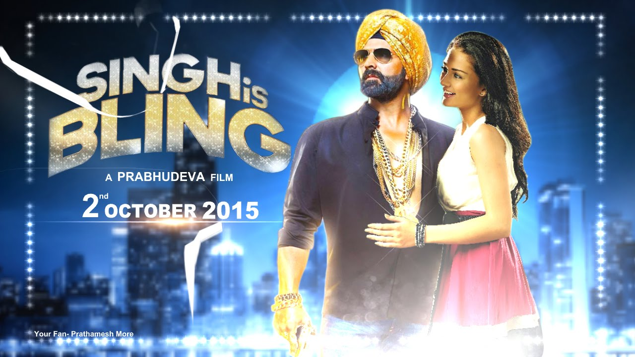 ₹ 20.67 Crore 1st BOC Singh Is Bling Movie 2nd Day Box Office Collection