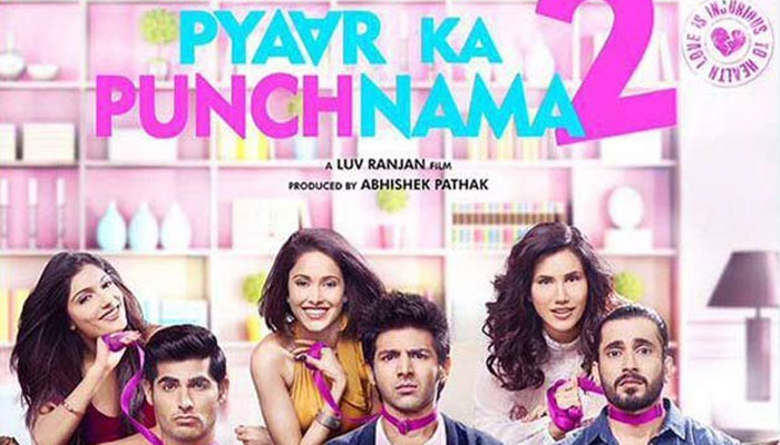 2nd Weekend Pyaar Ka Punchnama 2 Movie 8th 9th 10th Day Box Office Collection