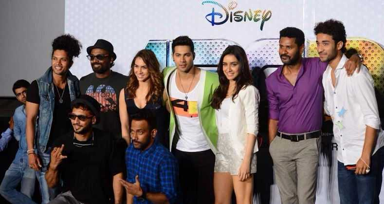 ABCD 2 Movie World Television Premiere On 10th Oct 2015 At Sony TV