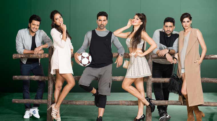 Akshay Kumar Housefull 3 Movie First Look Poster Released