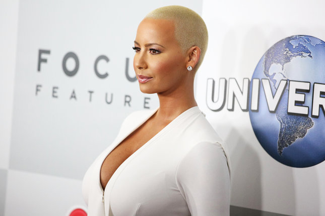 Amber Rose To Forgive Kanye West And Wiz Khalifa For Ignorent Slut Shaming