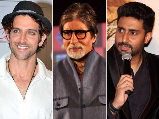Amitabh Bachchan To Feature In Successful Film Series Dhoom 4