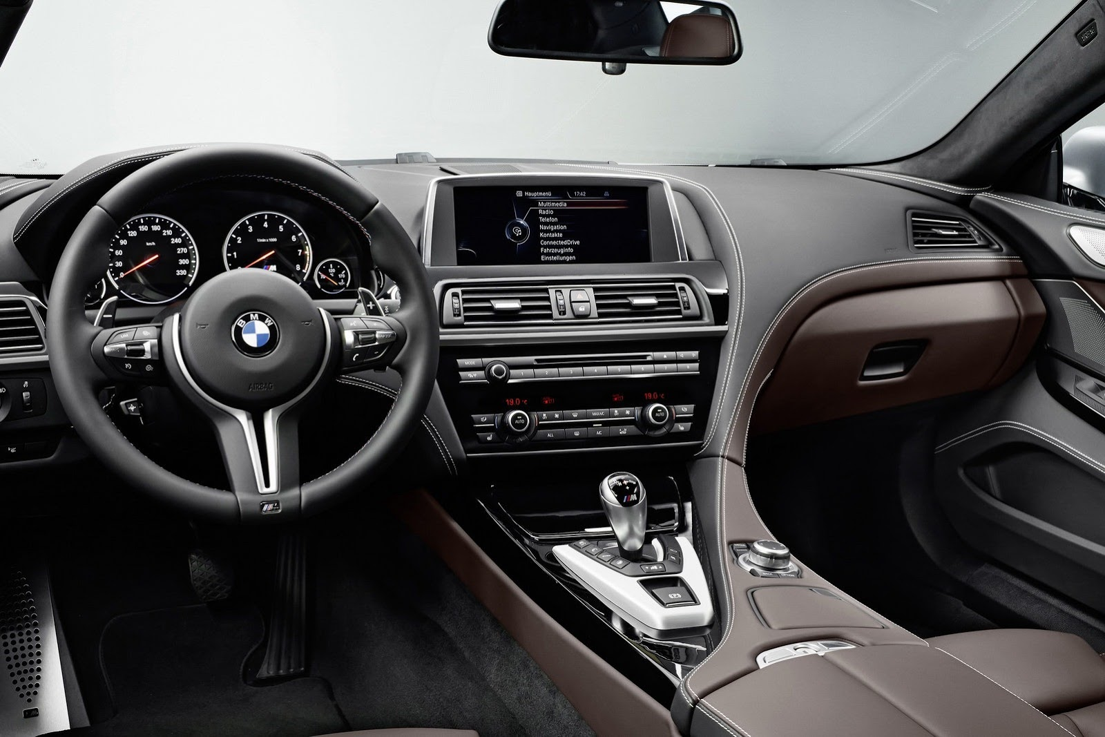 BMW M6 Gran Coupe Specifications Features On Road Price Release Date