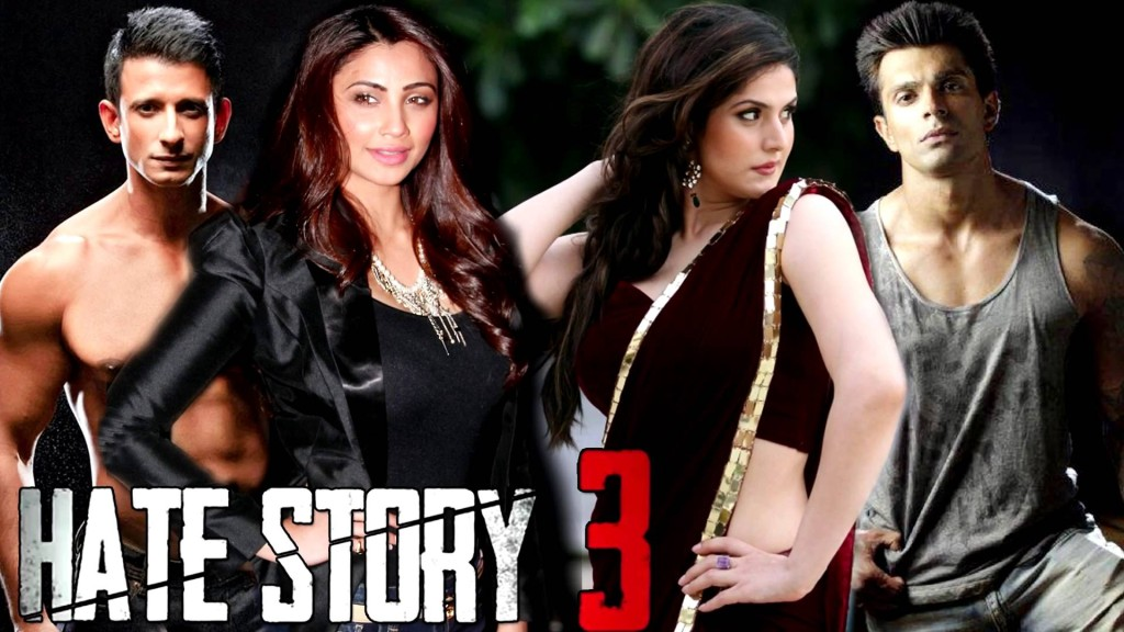 Bold! Hate Story 3 Movie Trailer Video Released Zareen Khan, Karan Grover, Sharman Joshi Are In Main Roles