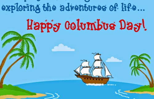 Columbus-Day Cards