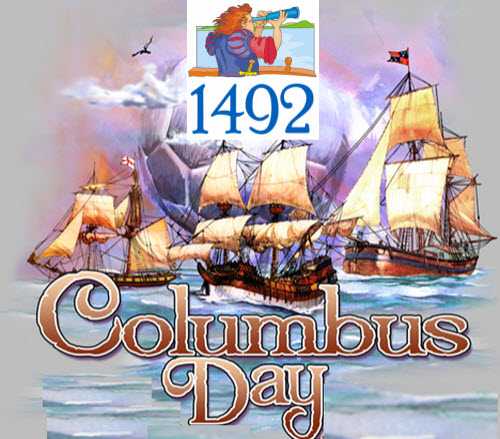 Columbus Day Celebration Images