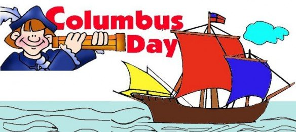 Columbus Day Whatsapp FB Status 2015