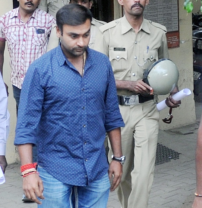 Cricketer Amit Mishra Arrested In Assault Case & Get Bail!