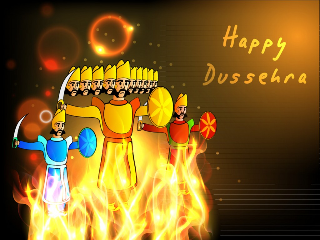 Dussehra Whatsapp FB DP 2015