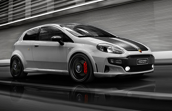Fiat India All Set To Launch Abarth Punto Car Features Specifications Price